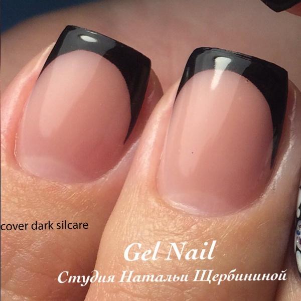 Cover Dark Silcare 50гр