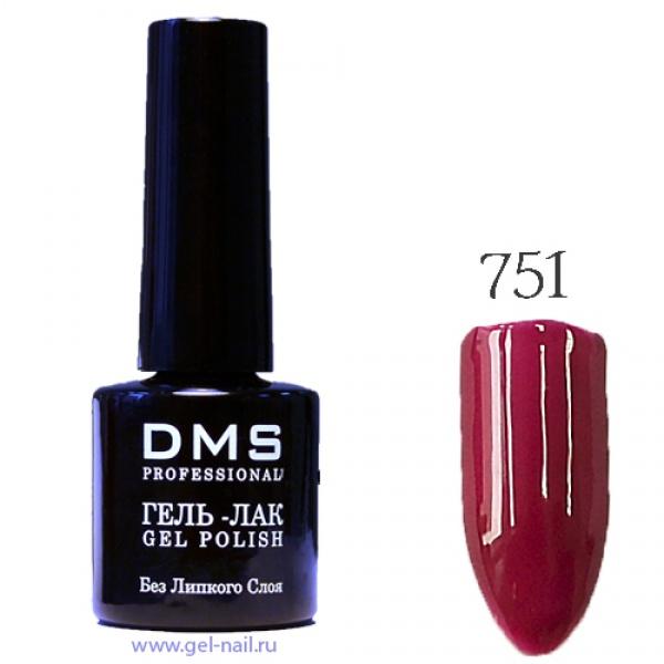 Гель-Лак DMS № 751