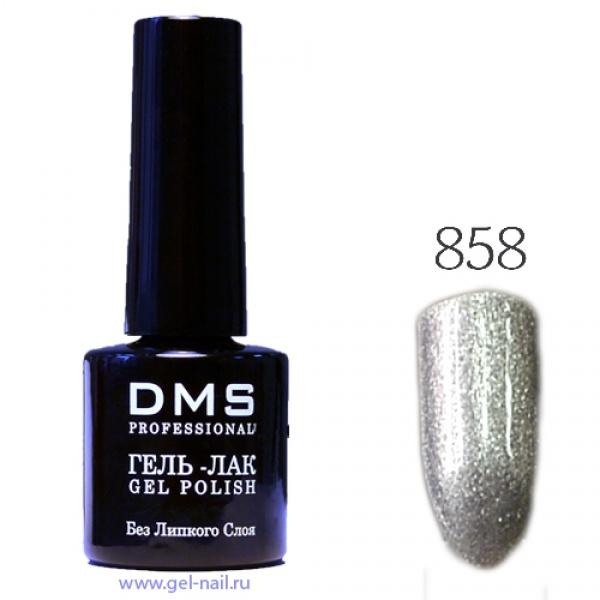 Гель-Лак DMS № 858