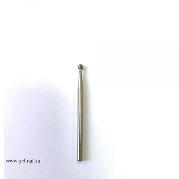 Фреза алмазная шарик 4мм