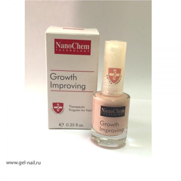 Средство для стимуляции роста ногтей