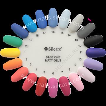 Base One Matt Silcare - (Выбор из 20 цветов)