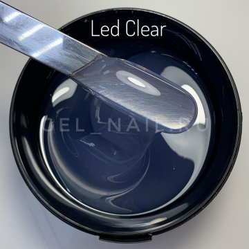 LED Clear Silcare 0,5кг