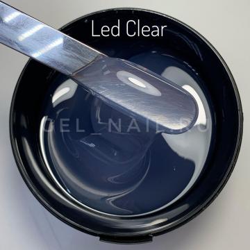 LED Clear Silcare 100гр