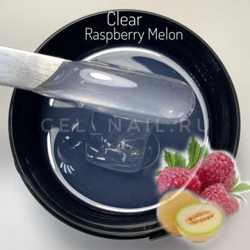 Clear Raspberry Melon Silcare 1кг