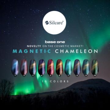 Base One Magnetic Chameleon Silcare - (Выбор из 10 цветов)
