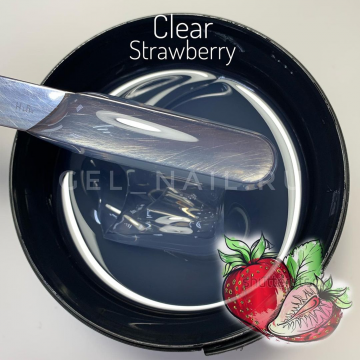 Strawberry Clear Silcare 1кг